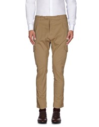 Paolo Pecora Trousers Casual Trousers Men Dark Brown