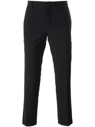 Paul Smith Tailored Fit Trousers Black