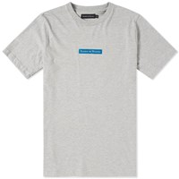 Raised By Wolves 3M Box Logo Tee Grey