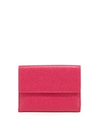 Furla Classic Small Leather Tri Fold Wallet Gloss