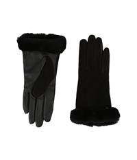 Ugg Classic Suede Smart Glove 14 Black Dress Gloves