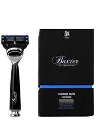 Baxter Of California Five Blade Cartridge Razor Transparent
