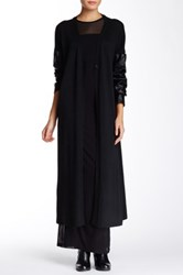 Religion Future Maxi Cardigan Black