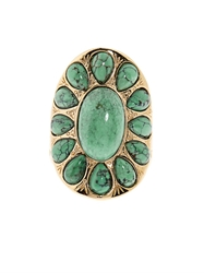 Aurelie Bidermann Natural Stone Ring