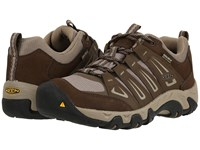 Keen Oakridge Waterproof Cascade Brindle Men's Waterproof Boots Brown