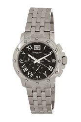 Raymond Weil Men's Tango Swiss Quartz Chronograph Bracelet Watch Metallic
