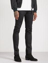 The Soloist Star Slim Fit Skinny Jeans Black