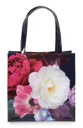 Ted Baker London Blushing Bouquet Small Icon Tote