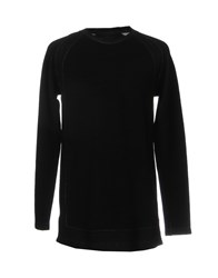 White Mountaineering Sweatshirts Black