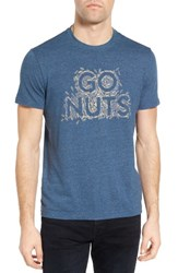 Original Penguin Men's Go Nuts Graphic T Shirt