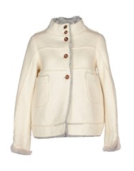 Swiss Chriss Suits And Jackets Blazers Women Ivory