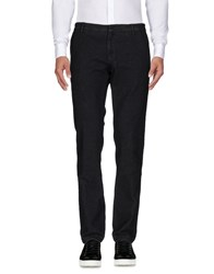 Michael Coal Casual Pants Black