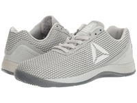 Reebok Crossfit Nano 7.0 White Skull Grey Black Women's Cross Training Shoes Gray