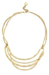 Women's Louise Et Cie Textured Wire Collar Necklace