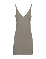 Terre Alte Short Dresses Grey