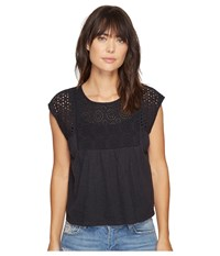 Roxy Boho Dance Top Anthracite Women's Clothing Pewter
