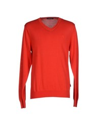 Armata Di Mare Knitwear Jumpers Men Red