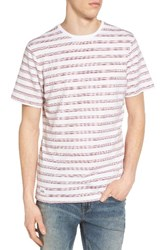 Native Youth Men's Cowes Stripe T Shirt