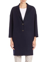 Peserico Two Button Coat