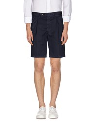 Rotasport Trousers Bermuda Shorts Men Dark Blue