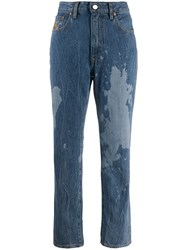 Vivienne Westwood Anglomania New Harris Jeans Blue