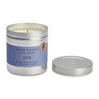 True Grace Walled Garden Candle In A Tin English Lavender