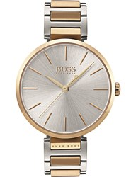 Boss 1502417 Allusion Two Tone Stainless Steel Watch