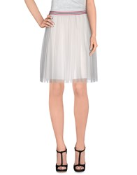 Roberto Collina Skirts Knee Length Skirts Women White