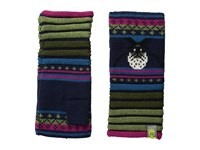 Smartwool Charley Harper Glacial Bay Seal Hand Warmer Deep Navy Extreme Cold Weather Gloves