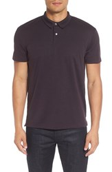 Theory Men's 'Sandhurst' Polo Imperial