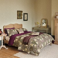 Morris And Co Pimpernel Duvet Cover Double