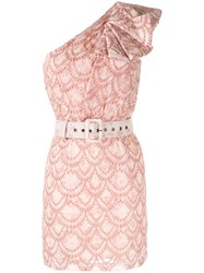 We Are Kindred Mirabelle Mini Dress Pink