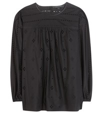 Marc Jacobs Cotton Top Black