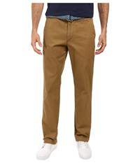 Vineyard Vines Slim Breaker Pants Otter Men's Casual Pants Brown