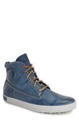 Men's Blackstone 'Jm04' Sneaker Light Indigo Leather
