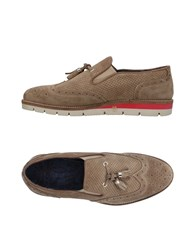 At.P. Co At.P.Co Loafers Khaki