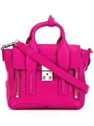 3.1 Phillip Lim Mini Pashli Satchel Pink Purple