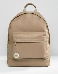 Mi Pac Tumbled Backpack Brown Brown
