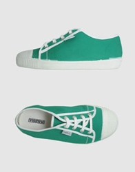 Plimsoll Sneakers Green
