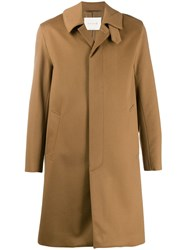 Mackintosh Dunkeld Camel Storm System Wool 3 4 Coat Gm 1001F 60