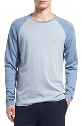 Men's Vince Raglan Sleeve Baseball T Shirt