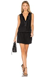 Amanda Uprichard Brody Dress Black