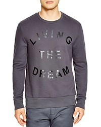 Sol Angeles Living The Dream Sweatshirt Bloomingdale's Exclusive Black