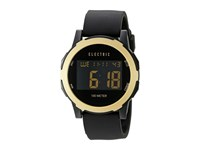 Electric Eyewear Prime Silicone Black Gold Watches