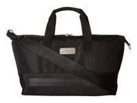 Adidas By Stella Mccartney Small Gym Bag Black Gunmetal Granite