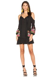 Vava By Joy Han Gabi Dress Black