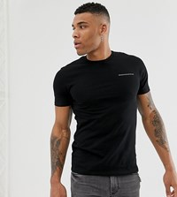 Good For Nothing Muscle Fit T Shirt In Black With Logo