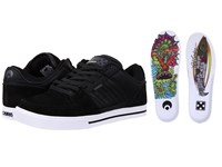 Osiris Protocol H Street Black H Street Art Godoy Men's Shoes