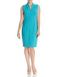 T Tahari Tonya Sheath Dress Mermaid