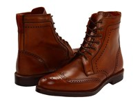 Allen Edmonds Dalton Burnished Walnut Calf Men's Dress Lace Up Boots Brown